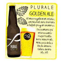 golden ale birrificio plurale