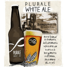 white ale birrificio plurale